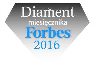 Diament miesiecznika FORBES 2016